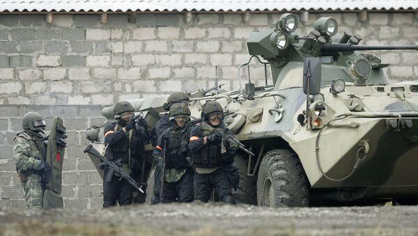 El Servicio Federal de Seguridad de la Federación Rusa o el FSB (archivo) - Sputnik Mundo