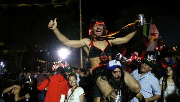 Oktoberfest en Argentina - Sputnik Mundo