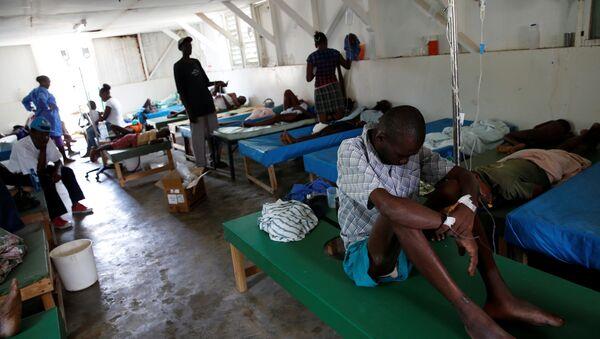 La situación en Haití - Sputnik Mundo