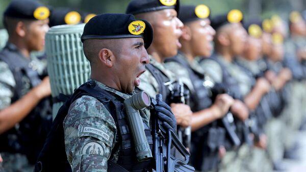 Ejército del Perú - Sputnik Mundo