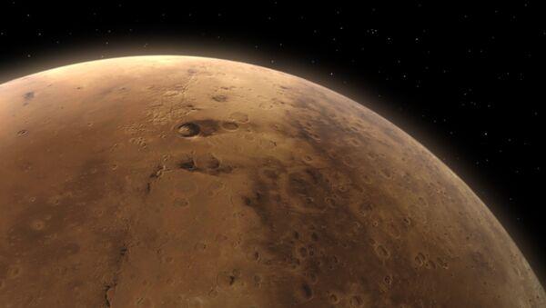 Marte, planeta - Sputnik Mundo