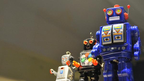 Ejército de robots - Sputnik Mundo