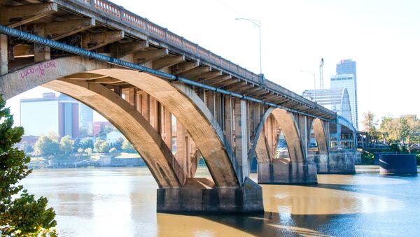 Broadway Bridge (archivo) - Sputnik Mundo