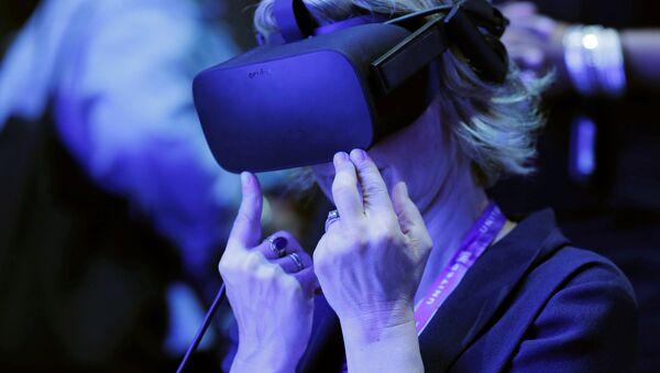 Gafas de realidad virtual - Sputnik Mundo