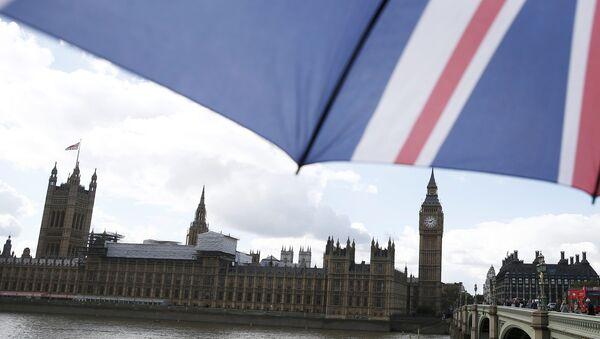 El Parlamento de Reino Unido en Londres - Sputnik Mundo