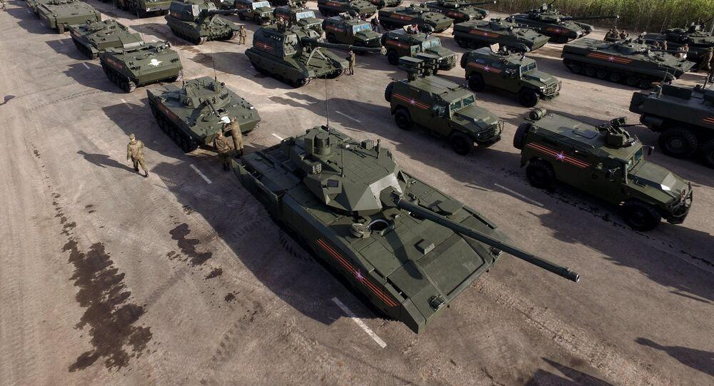 El tanque T-14