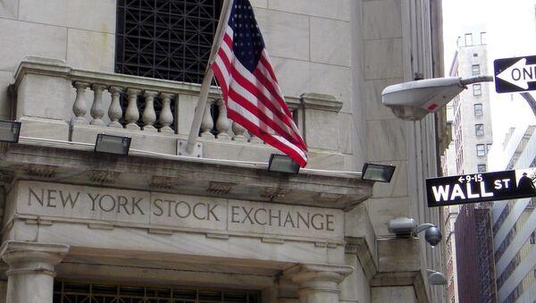 Bolsa de Valores de Nueva York - Sputnik Mundo