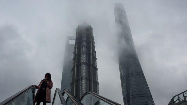 Rascacielos en Shanghái (archivo) - Sputnik Mundo