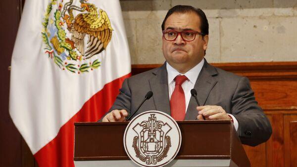 Javier Duarte, exgobernador de Velacruz - Sputnik Mundo