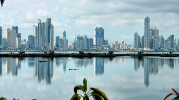 La ciudad de Panamá - Sputnik Mundo