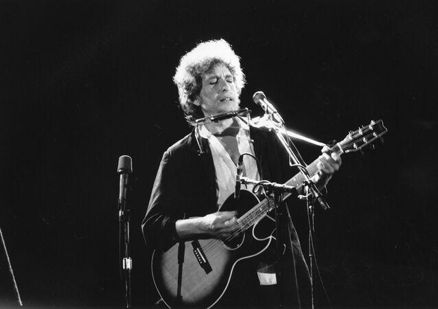 Bob Dylan, músico estadounidense