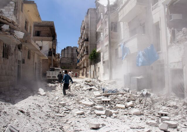 La ciudad de Idlib