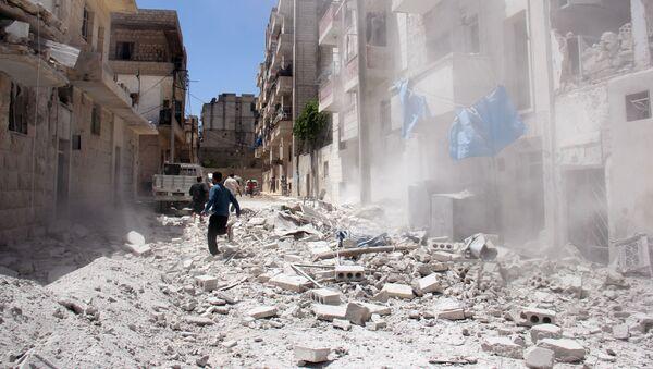 La ciudad de Idlib - Sputnik Mundo