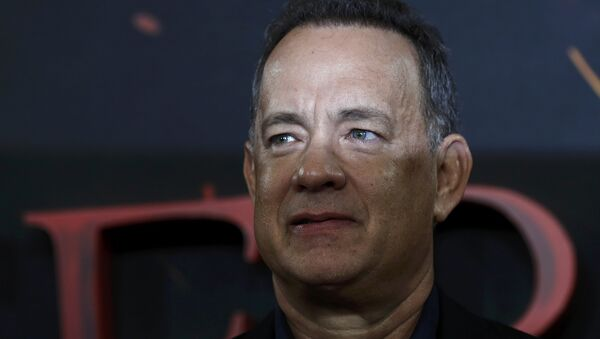 Tom Hanks, el actor estadounidense - Sputnik Mundo