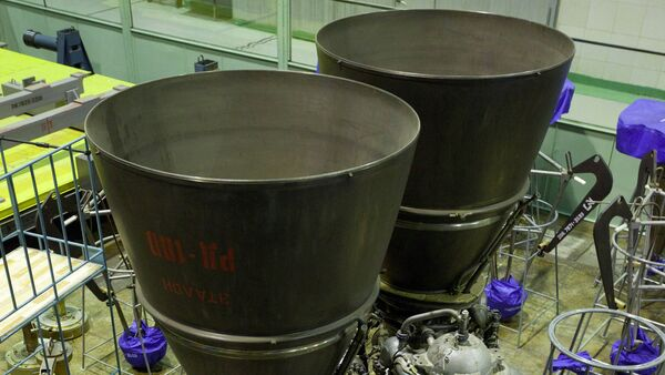Propulsores espaciales rusos RD-180 - Sputnik Mundo