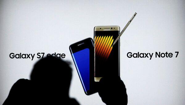 Galaxy Note 7 - Sputnik Mundo