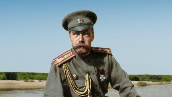 Nicolás II - Sputnik Mundo