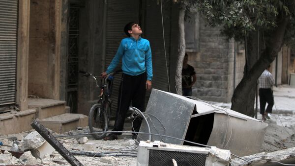 Las localidades que se unieron a la tregua en Siria ascienden a 817 - Sputnik Mundo