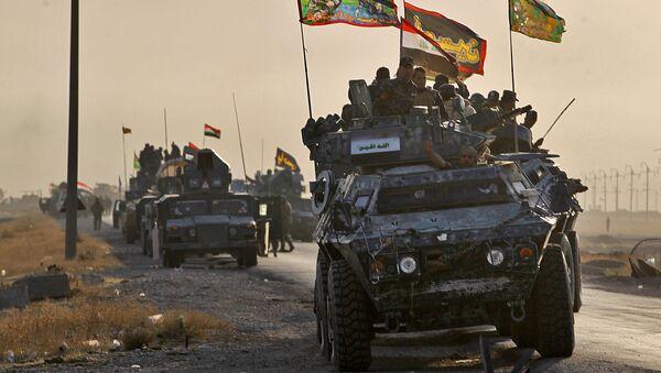 La reconquista de Mosul, en imágenes - Sputnik Mundo