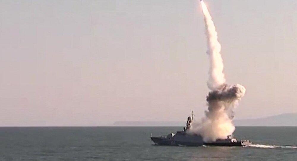 Un misil de crucero