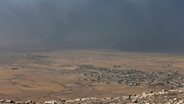 Este de Mosul, Irak - Sputnik Mundo