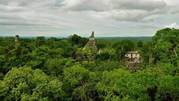Ruínas Mayas en Guatemala (archivo) - Sputnik Mundo