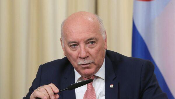 Eladio Loizaga Caballero, canciller de Paraguay - Sputnik Mundo