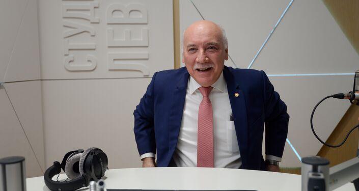 Eladio Loizaga Caballero, ministro de Exteriores de Paraguay