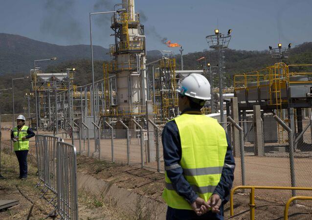Planta de gas de Incahuasi