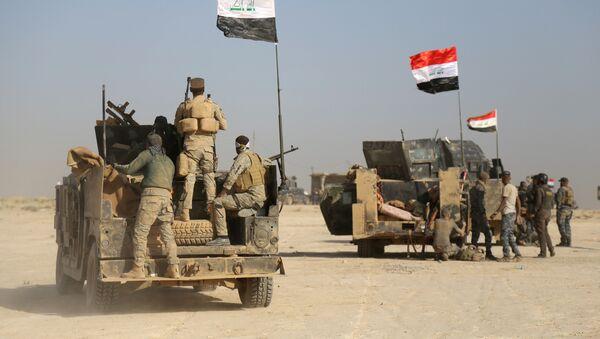 Las fuerzas iraquíes avanzan en Mosul - Sputnik Mundo