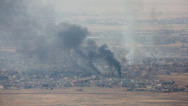 La situación en Mosul, Irak - Sputnik Mundo