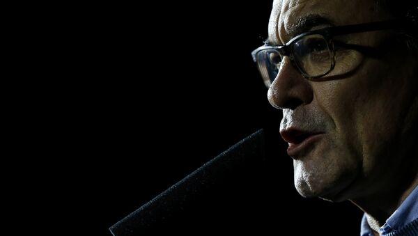 Artur Mas, el expresidente de Cataluña - Sputnik Mundo
