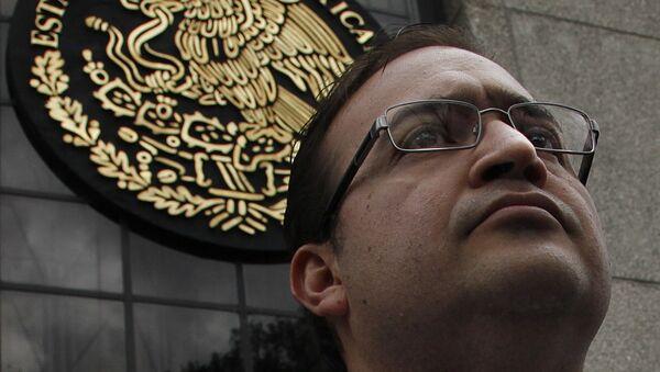 Javier Duarte, exgobernador de Veracruz - Sputnik Mundo