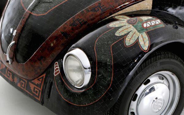 El vocho teotihuacano - Sputnik Mundo