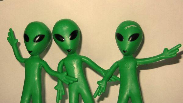 Extraterrestres - Sputnik Mundo