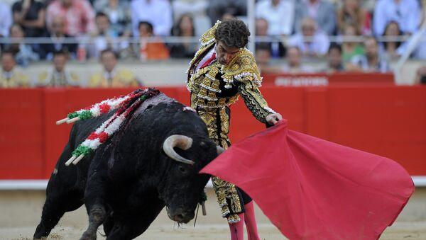 Corrida de toros (Archivo) - Sputnik Mundo