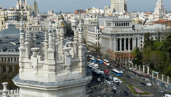 Madrid, capital de España - Sputnik Mundo
