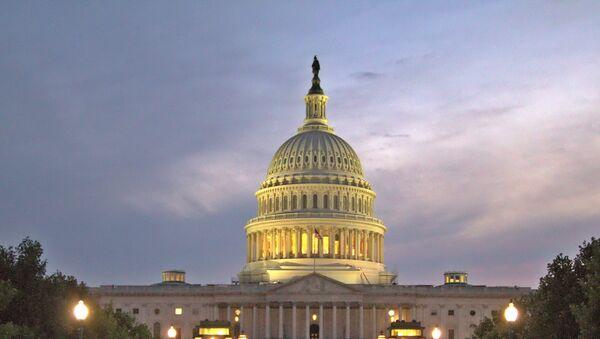 Capitolio en Washington, EEUU (archivo) - Sputnik Mundo