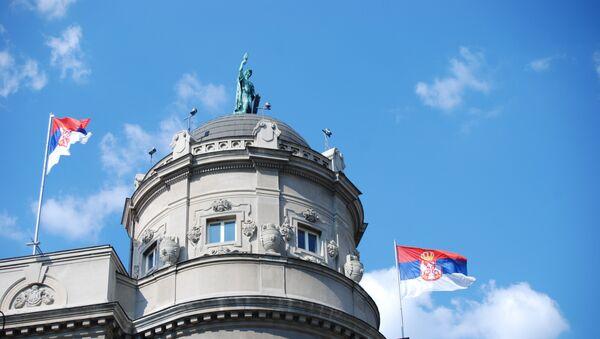 Belgrado - Sputnik Mundo
