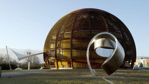 CERN - Sputnik Mundo