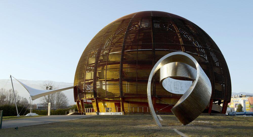 El Centro Europeo para la Investigación Nuclear (CERN)