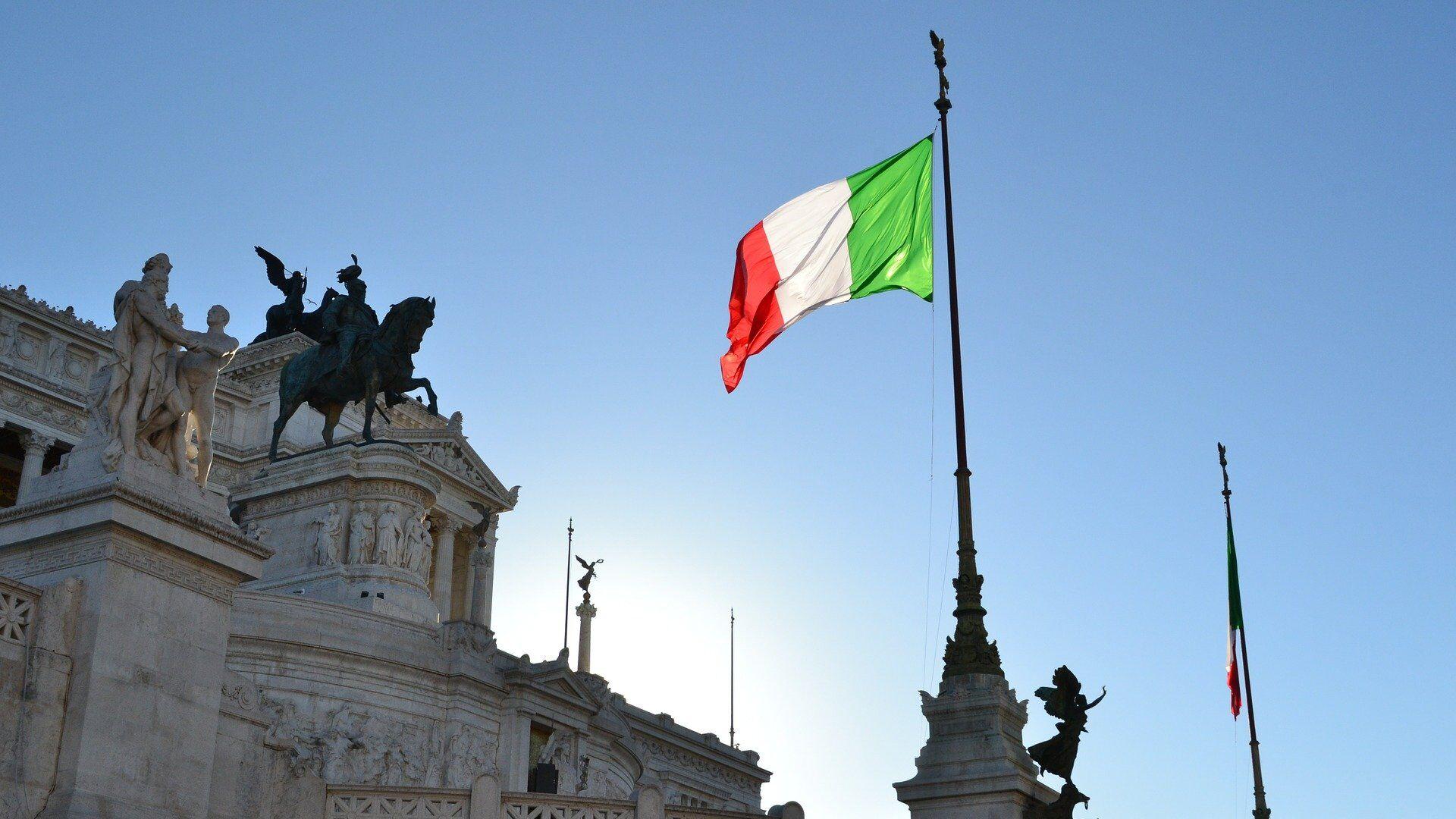 Bandera de Italia - Sputnik Mundo, 1920, 31.03.2021