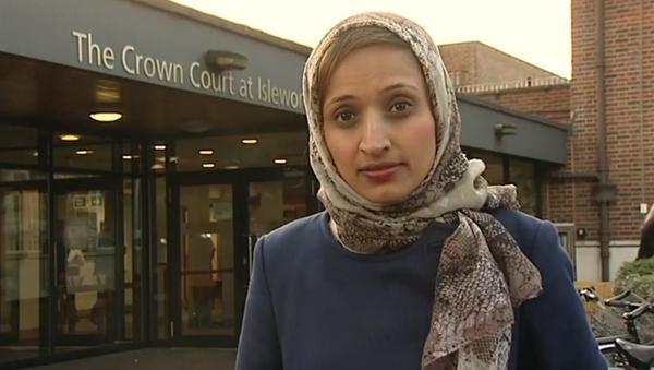 Fatima Manji, presentadora de la cadena británica Channel 4 - Sputnik Mundo