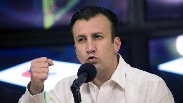 Tarek El Aissami, gobernador de Aragua, Venezuela - Sputnik Mundo