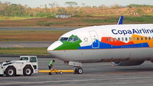 Avión de Copa Airlines - Sputnik Mundo