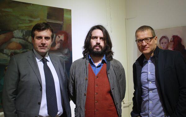 La exposición de Patricio Bosich - Sputnik Mundo
