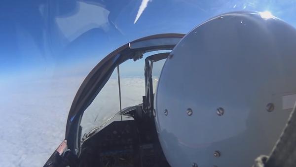 Piloto ruso - Sputnik Mundo