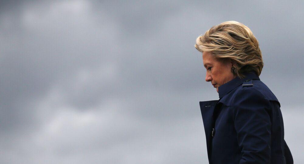 Hillary Clinton, excandidata presidencial demócrata de EEUU