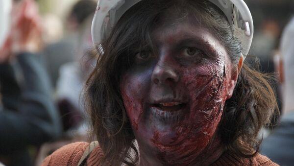 Una zombie - Sputnik Mundo