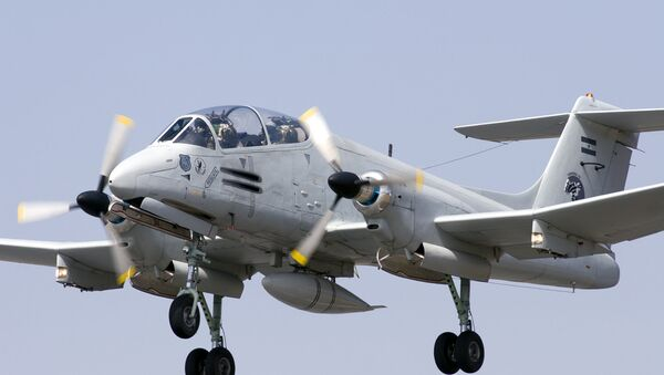 IA-58 Pucará - Sputnik Mundo